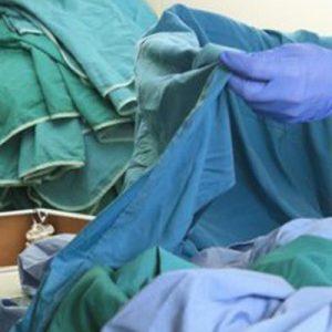 прачечная для медицинских учреждений, клиник